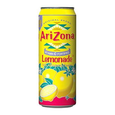 Холодный чай с лимонадом Lemonade AriZona 680 мл, фото 1