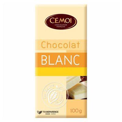 Белый шоколад Cemoi 100 гр, фото 1
