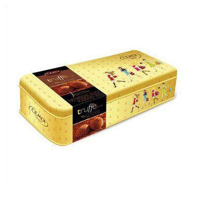 Трюфели в жестяной коробке Фантазия Cemoi 300 гр, фото 1