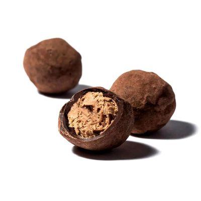 Шоколадные конфеты с трюфельной начинкой Pearls Cemoi 115 гр, фото 2