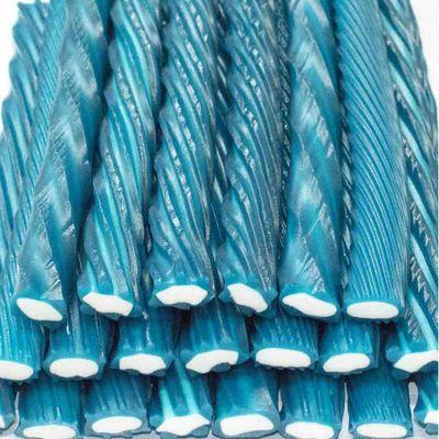 Жевательный мармелад Жгутики гигантские Малина синие Fini 100 гр, фото 1