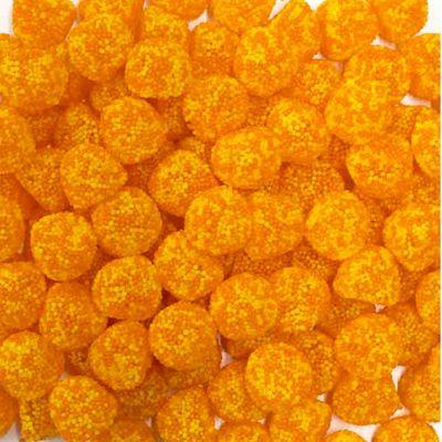 Жевательный мармелад Ягоды персиковые в обсыпке Fini 100 гр, фото 1