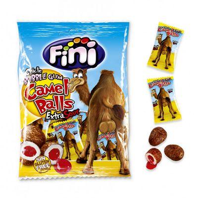 Жевательная резинка Camel balls Fini 80 гр, фото 1