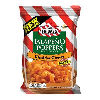 Палочки с халапенью и сыром Чеддер Jalapeno Poppers Fridays 99,4 гр, фото 1