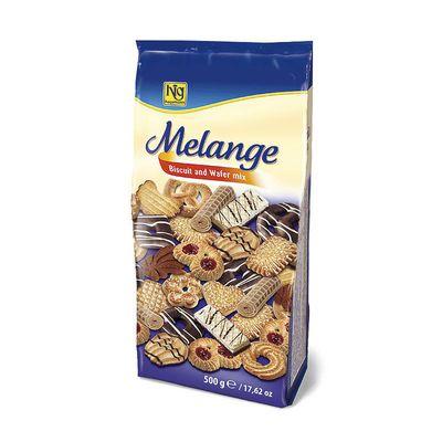 Ассорти из печенья и вафель Melange HIG 500 гр, фото 1