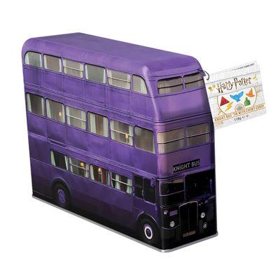 Мармелад Гарри Поттера Автобус копилка Ночной рыцарь Harry Potter Jelly  Belly 112 гр жесть, фото 3