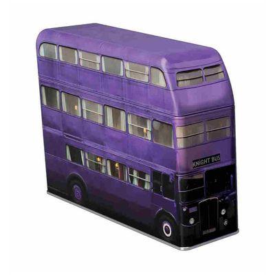 Мармелад Гарри Поттера Автобус копилка Ночной рыцарь Harry Potter Jelly  Belly 112 гр жесть, фото 4