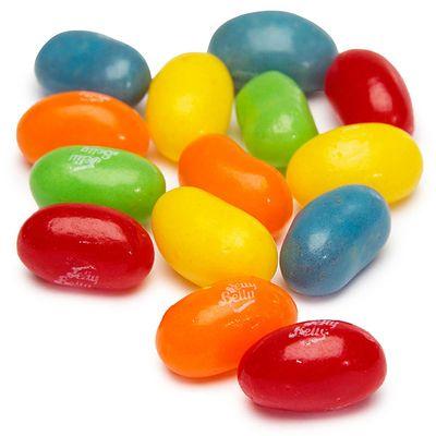 Драже жевательное Ассорти кислые фрукты Jelly Belly 100 гр, фото 2