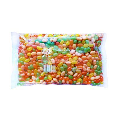 Драже жевательное Цитрусовое ассорти Sunkist Jelly Belly 100 гр, фото 4
