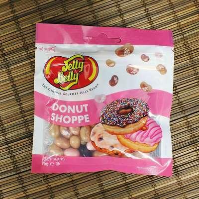 Драже со вкусом пончиков Donut Shoppe Mix Jelly Belly 70 гр, фото 4
