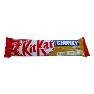 KitKat Chunky Peanut Butter — Батончик с арахисовым маслом 42 гр, фото 4
