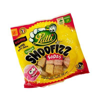 Мармелад со вкусами газировки Smoofizz Sodas Lutti 100 гр, фото 1