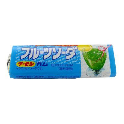 Жевательная резинка со вкусом Лимонада пластины Coris 11 гр, фото 2
