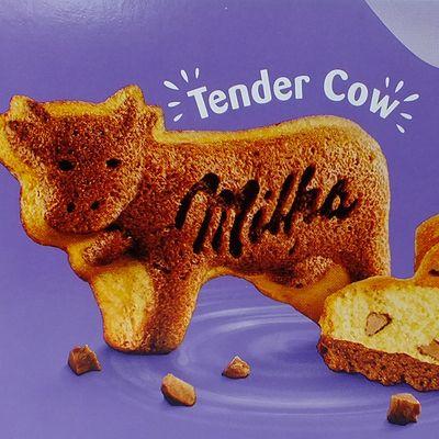 Бисквит Milka Tender Cow 140 гр, фото 1