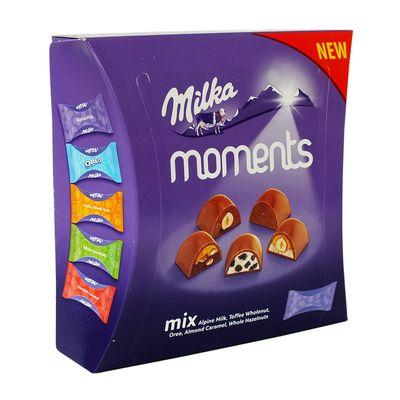 Шоколадные конфеты Mix Moments Milka 97 гр, фото 1