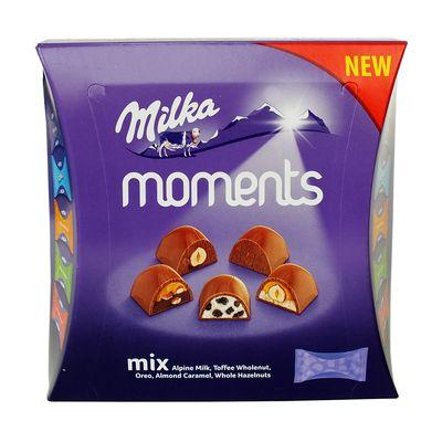 Шоколадные конфеты Mix Moments Milka 97 гр, фото 3