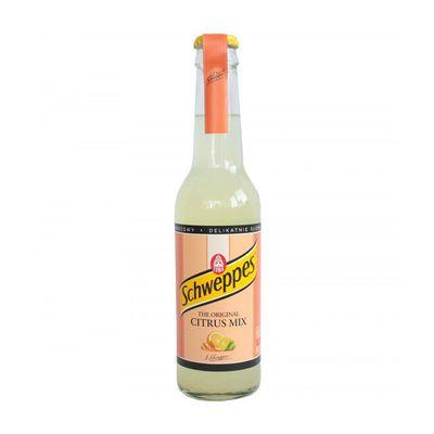 Газировка Citrus Mix Schweppes 275 мл, фото 1