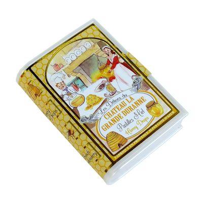 Леденцы со вкусом мёда Delices Du Chateau La Grande Duranne SIC 35 гр, фото 1