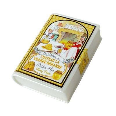 Леденцы со вкусом мёда Delices Du Chateau La Grande Duranne SIC 35 гр, фото 2