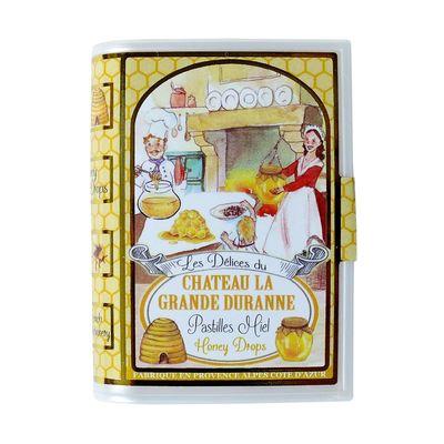 Леденцы со вкусом мёда Delices Du Chateau La Grande Duranne SIC 35 гр, фото 3