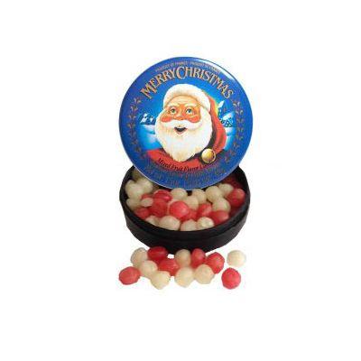 Леденцы рождественские малина и тутти фрутти Санта Клаус Rendez Vous 43 гр, фото 2