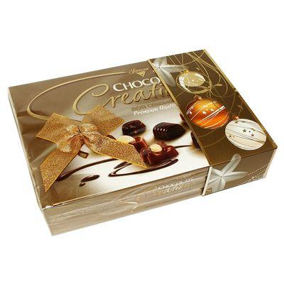 Ассорти новогоднее Золотое Шоколадное Творение Solidarnosc 228 гр, фото 1