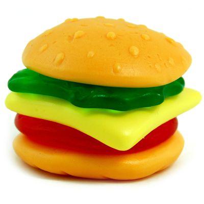 Жевательный мармелад Большой Бургер Trolli 50 гр, фото 1