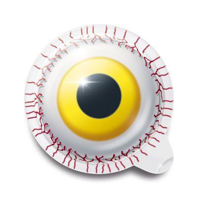 Мармелад жевательный с кислой начинкой Глаза Trolli 18,8 гр, фото 4