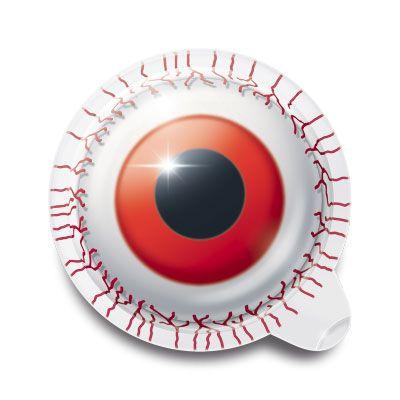 Мармелад жевательный с кислой начинкой Глаза Trolli 18,8 гр, фото 1