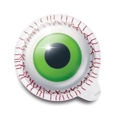 Мармелад жевательный с кислой начинкой Глаза Trolli 18,8 гр, фото 2