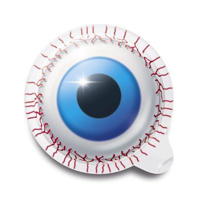 Мармелад жевательный с кислой начинкой Глаза Trolli 18,8 гр, фото 3
