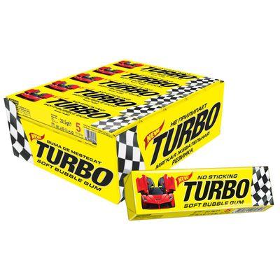 Жевательная резинка TURBO 22,5 гр, фото 2