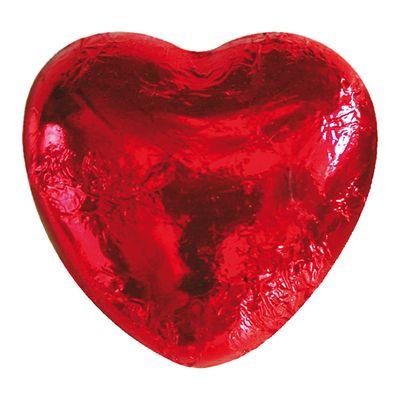 Сердечки из молочного шоколада по старому рецепту жесть Villars 170 гр, фото 3
