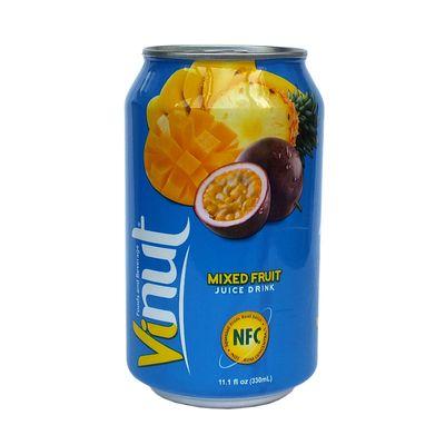 Напиток Тропический микс Mixed Fruit Juice Drink Vinut 330 мл, фото 1