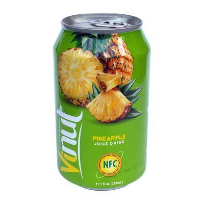 Напиток Pineapple Juice Drink Vinut 330 мл, фото 1