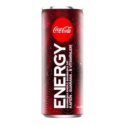 Энергетический напиток Coca-Cola Energy 250 ml, фото 1
