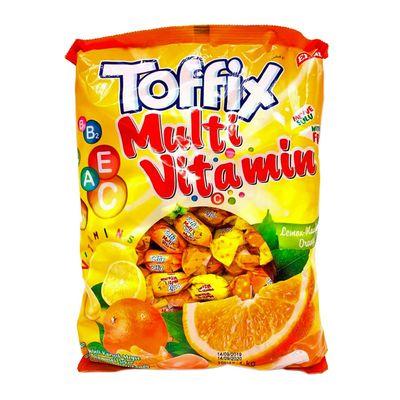 Жевательные конфеты Toffix Multi Vitamin Elvan 1 кг, фото 2