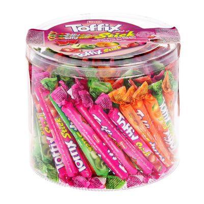 Жевательные конфеты Toffix Stick Elvan 800 гр, фото 1