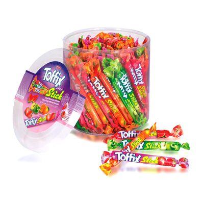 Жевательные конфеты Toffix Stick Elvan 800 гр, фото 2