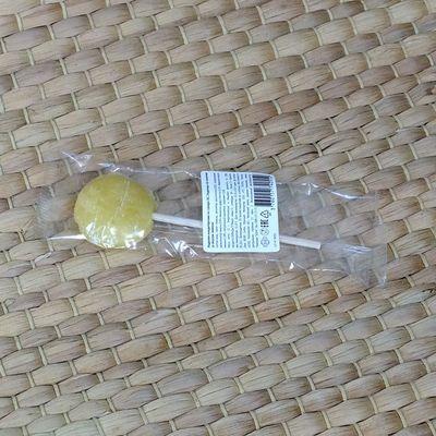 Леденец на палочке со вкусом лимона SIC 10 гр, фото 2
