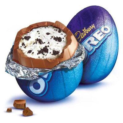 Шоколадное Пасхальное Яйцо Cadbury Oreo 31 гр, фото 2