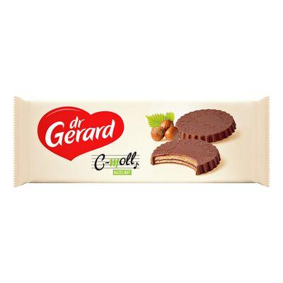 Вафли в шоколаде с фундуком и какао C-moll Hazelnut Dr.Gerard 100 гр, фото 1