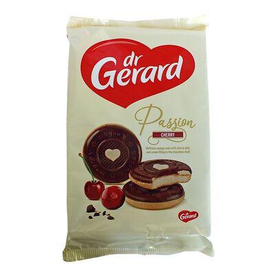 Бисквитное печенье с вишневой начинкой Passion Cherry Dr.Gerard 150 гр, фото 2