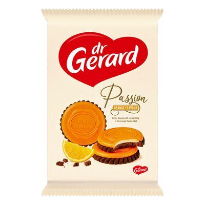 Бисквит с апельсиновой начинкой Passion Orange Dr.Gerard 170 гр, фото 1