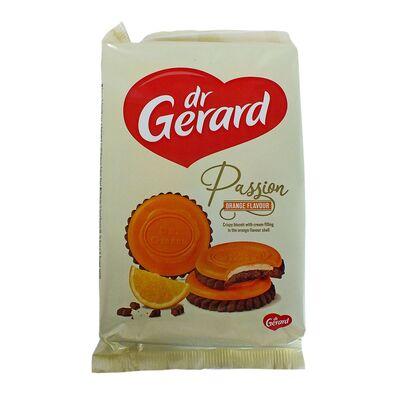 Бисквит с апельсиновой начинкой Passion Orange Dr.Gerard 170 гр, фото 2