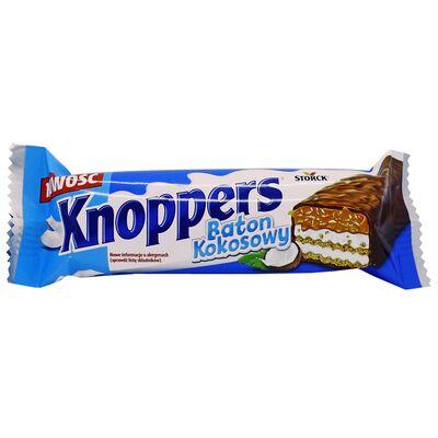 Вафельный батончик с кокосом Stork Knoppers Kokos Riegel 40 гр, фото 2