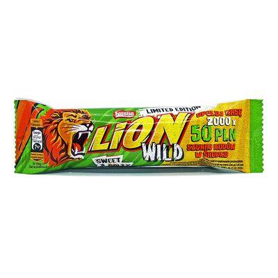 Вафельный батончик Sweet & Salty Lion Wild 30 гр, фото 2