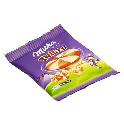 Шоколад Twists Milka 14,4 гр, фото 2