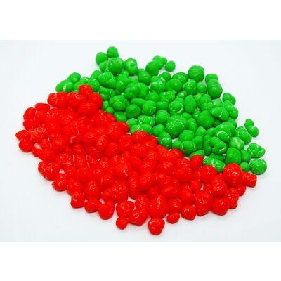 Жевательные конфеты Cherry Watermelon Nerds Wonka 46,7 гр, фото 4