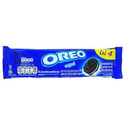 Классическое печенье с ванильным вкусом Oreo Original 38 гр, фото 1